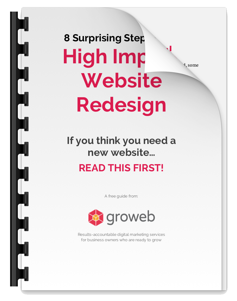8stepshighimpactwebsiteredesign